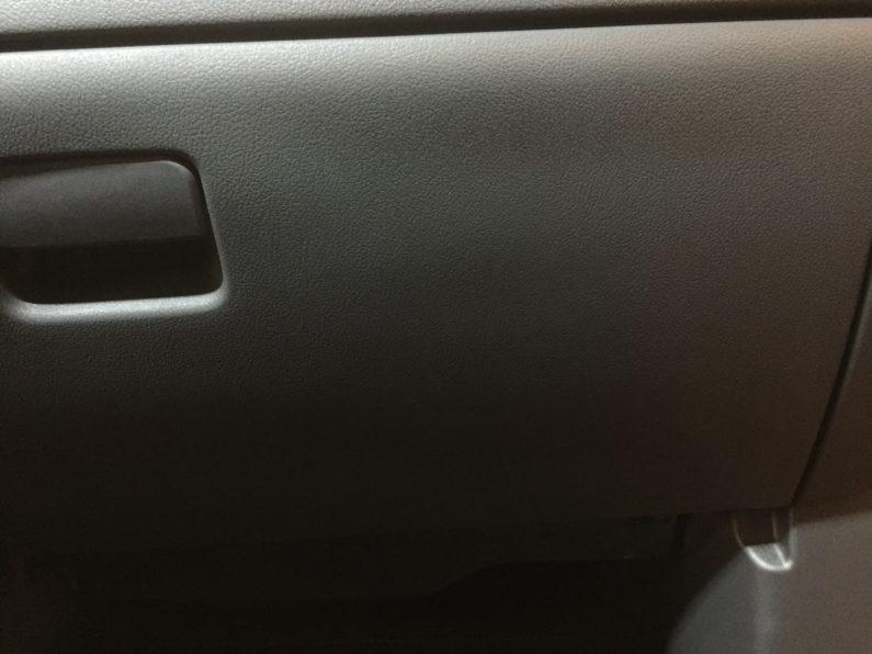 Dashboard, kastje, beschadigd, maken, herstellen