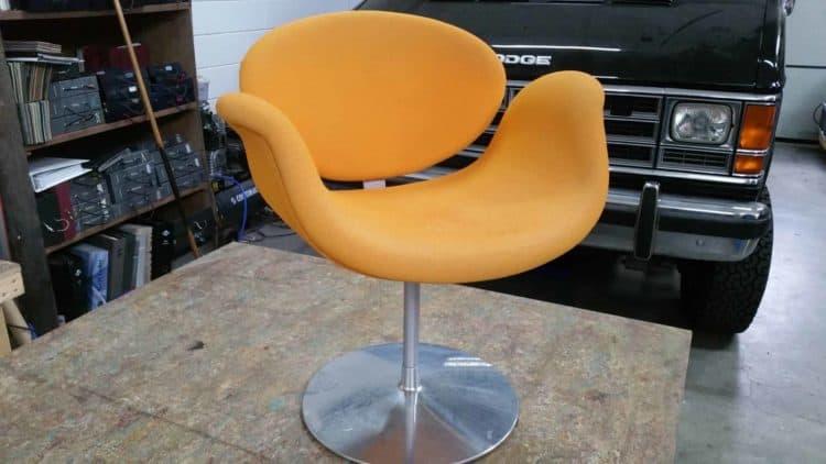 stof, design, opknappen, restaureren, stoel